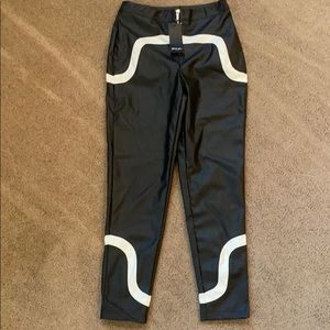 Nasty Gal Pants & Jumpsuits - Nasty Gal Vegan Leather Pants